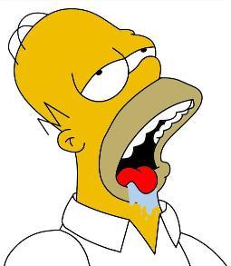rosquillas homero simpson
