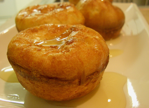 receta de yorkshire pudding